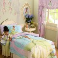 Princess bedroom on disney princess tiana and the frog girls bedroom