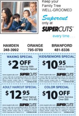 Haircut Supercuts Printable Coupon Coupons For Hair Cuts