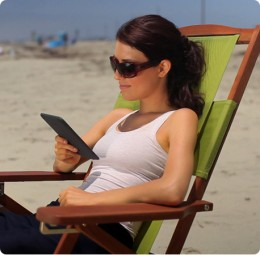 Kindle and other e-readers are important for authors to consider.