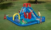 Make your Own Backyard Water Park