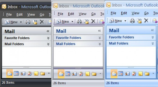 how to change microsoft outlook 2007 theme skin mytechfinder co nr