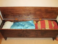DIY Storage Bench. How to build your own functional piece ...