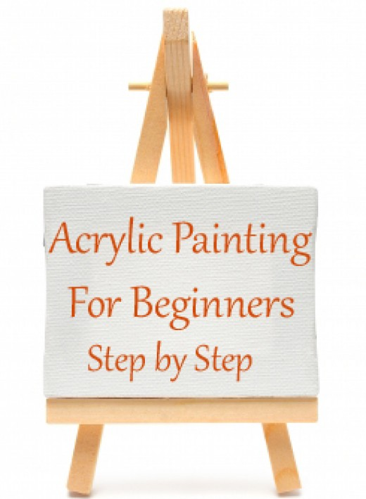 Image Result For Easy Acrylic Paintings For Beginners Step By Step
