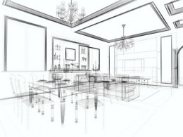 Sketch Interior Design Software & House Design Drawing Software Free
