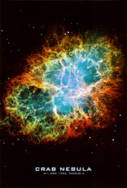 This one is called- Crab-nebula