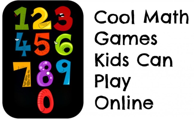 Cool Math Games Kids Can Play Online