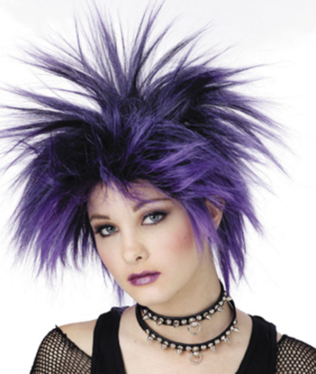 Punk Rock Hairstyles For Short Hair - Wedding Decor and Hairstyle ...
