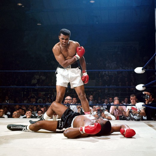 Number One Boxer of all time - Muhammad Ali