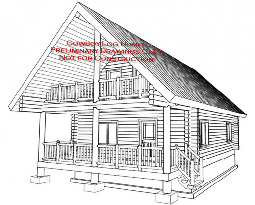 A Frame Log Cabin Kits and Designs