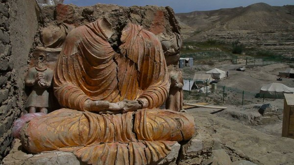 Ancient Buddha Statues Afghanistan
