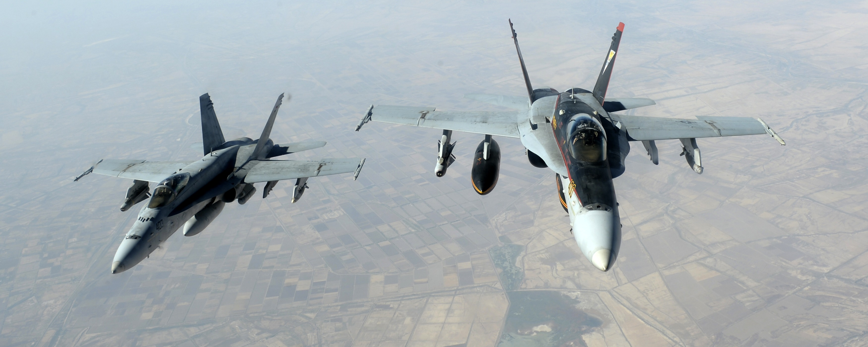 Operation Inherent Resolve Isis Airstrikes Campaign Finally Has A Name