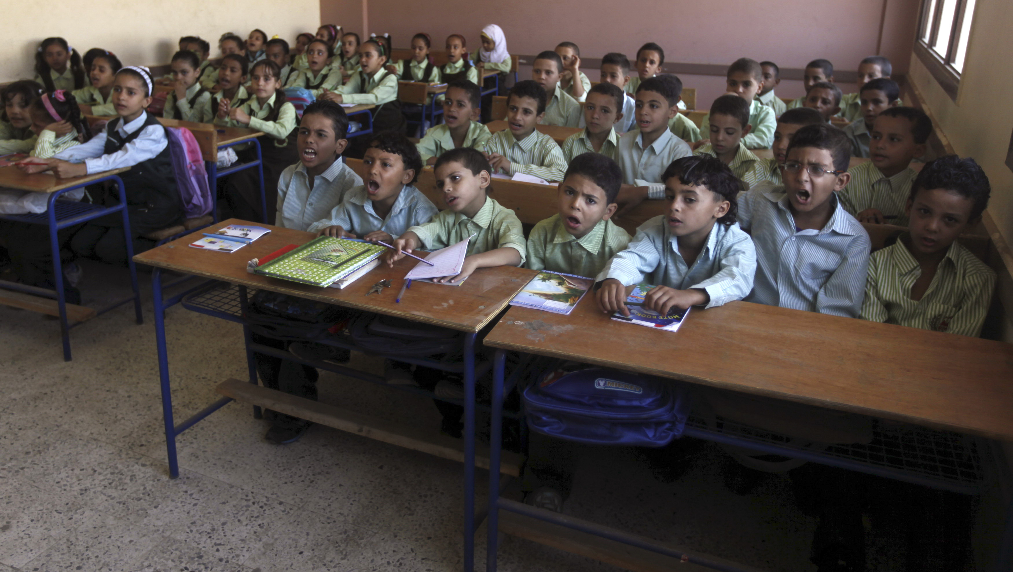 Egypt Student Killed By Teacher Cairo School Closed After