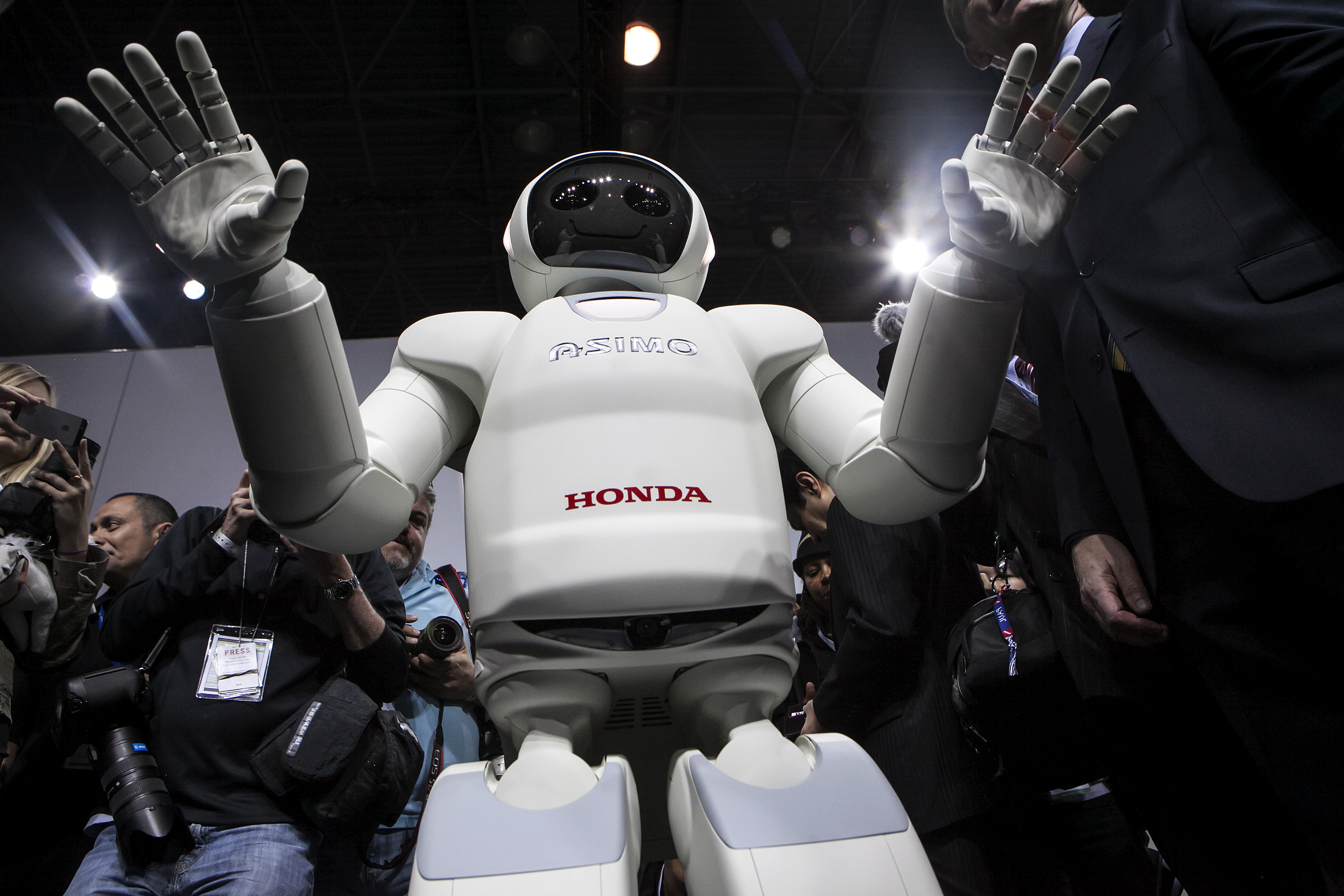 Will Robots Replace Humans