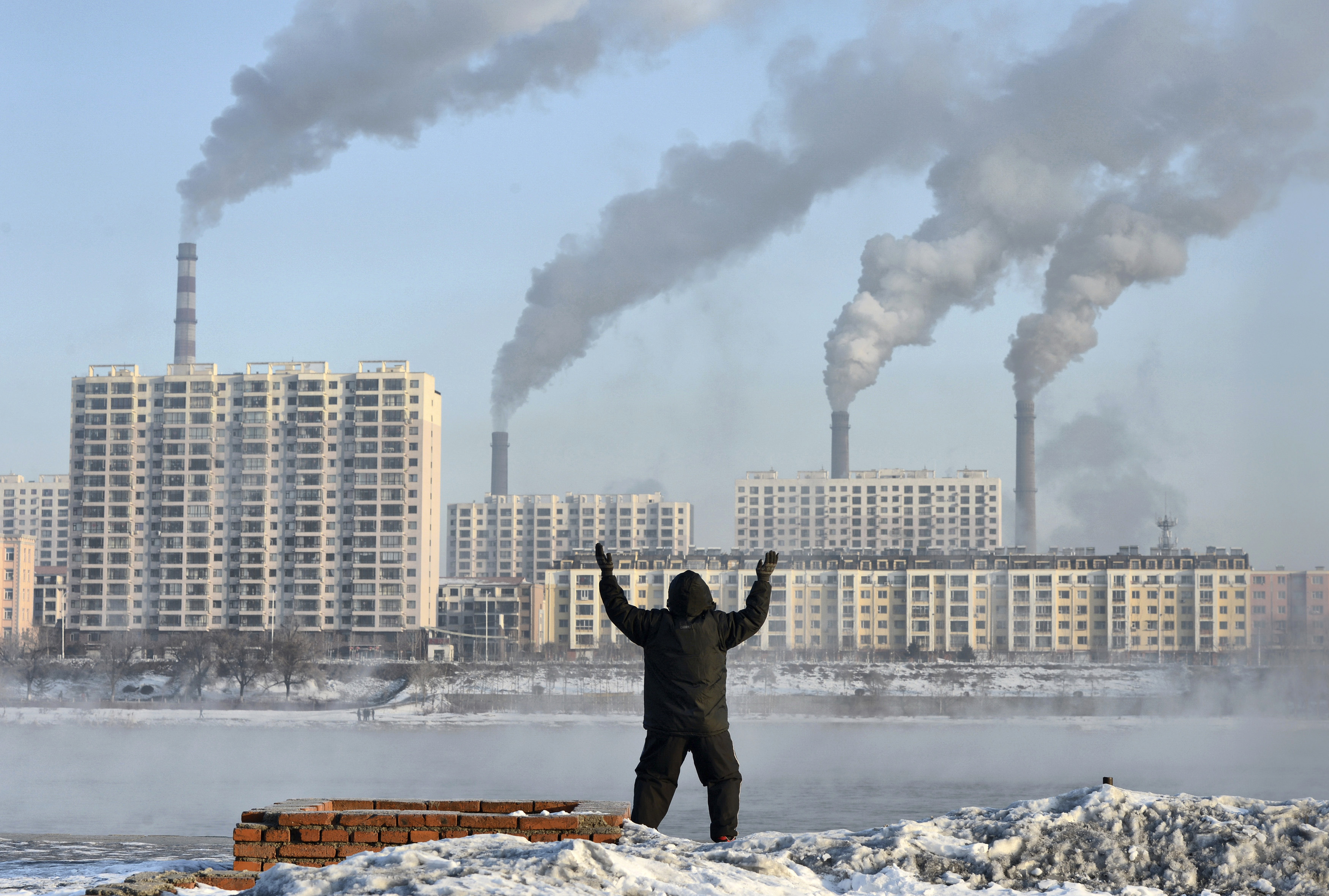 China Air Pollution Us Expert Doubts Country Will Be Able
