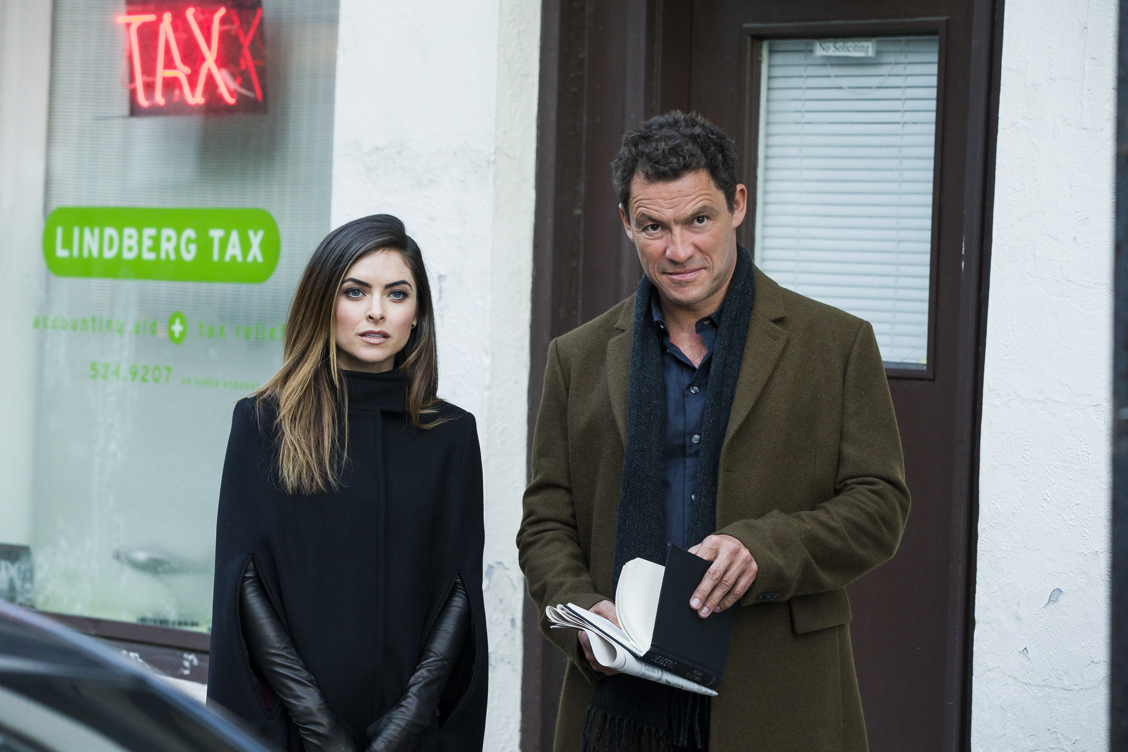 Image result for the affair season 2 noah and eden