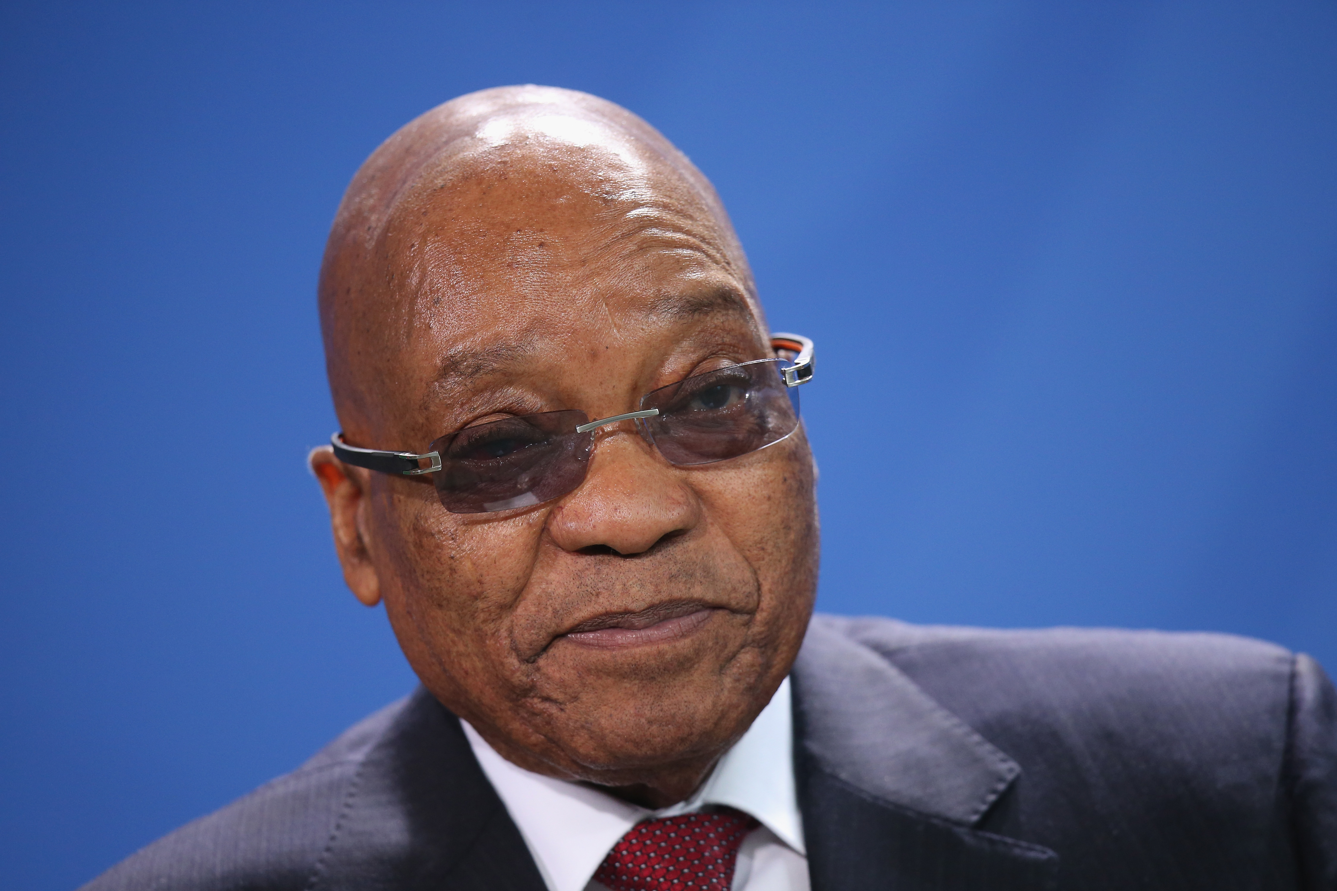 South African President Zuma To Visit Iran With Eyes On Tehran's Oil