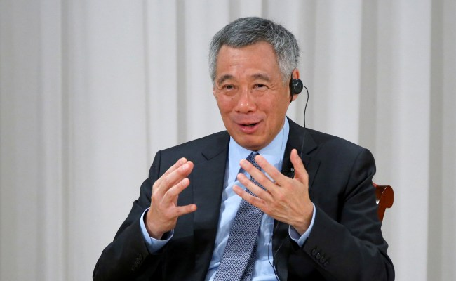 Singapore Pm Lee Hsien Loong Disappointed With Siblings