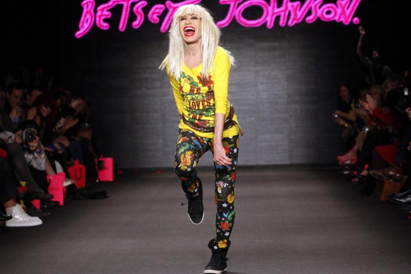 Betsey Johnson - World's top 10 most popular fashion designers
