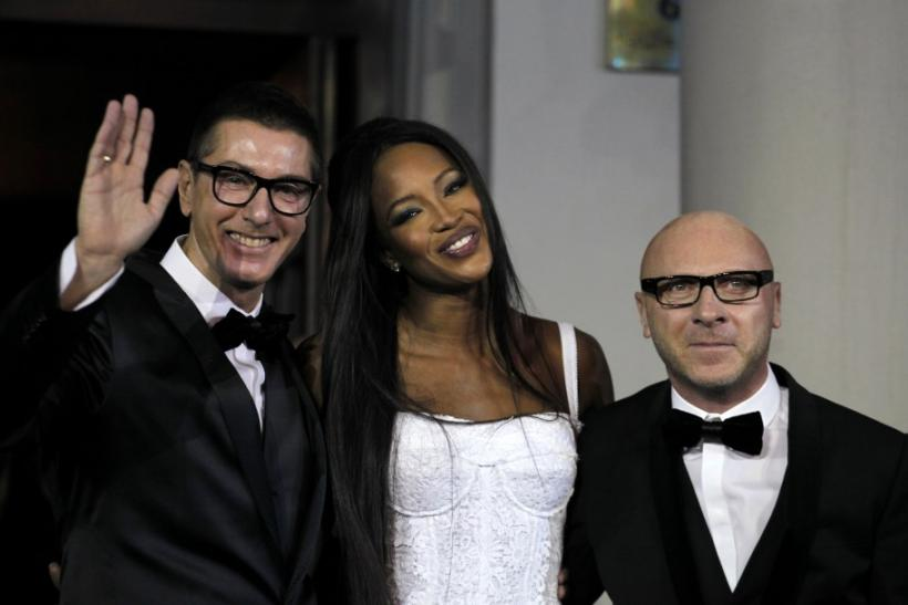 Domenico Dolce and Stefano Gabbanawho - World's top 10 most popular fashion designers