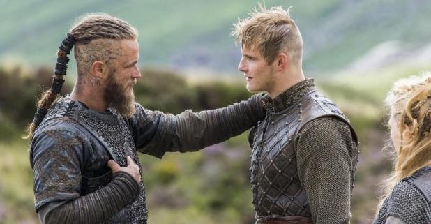 How to braid hair viking style how to vikings stylist dee corcoran talks lagertha s fierce hair and ccuart Images