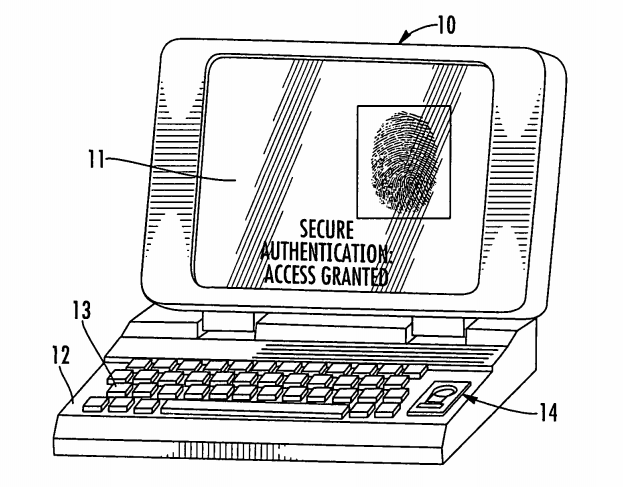 Touch ID Fingerprint Reader Patent For Future MacBook