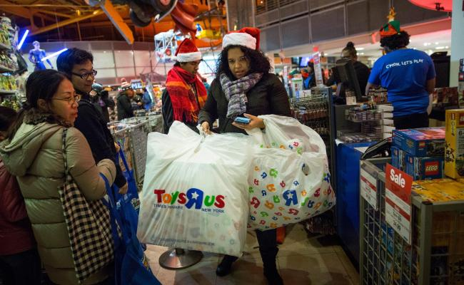 Toys R Us Christmas Eve Store Hours And Deals 2015