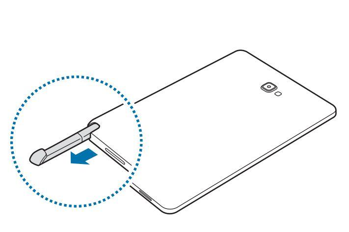 Samsung Apparently Working On New Tablet With S Pen