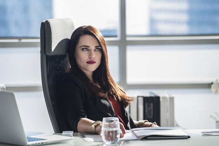Image result for lena luthor supergirl