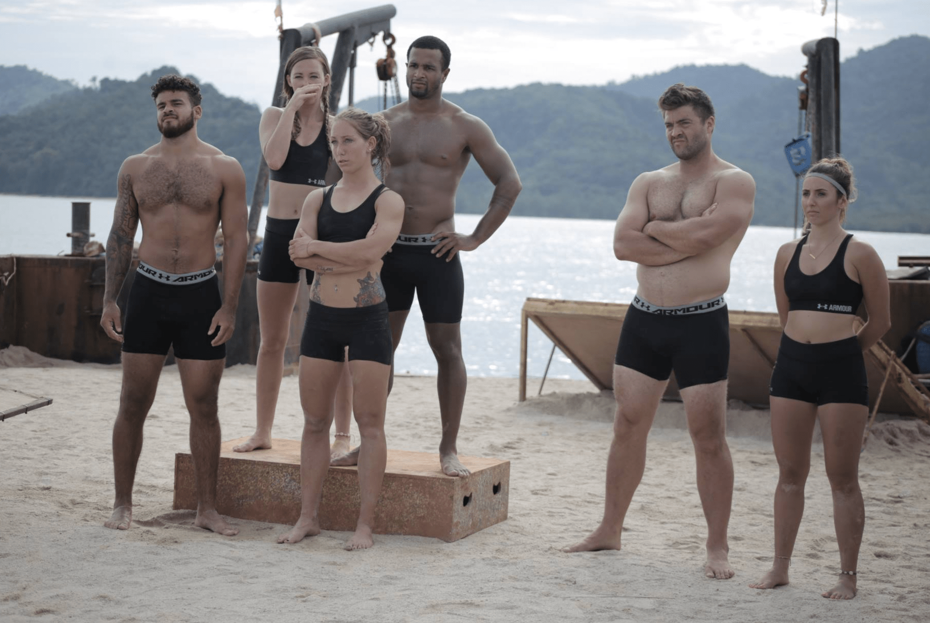 Image result for the challenge invasion finale