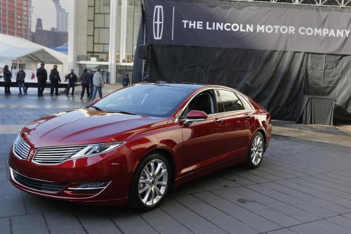 small resolution of ford lincoln mkz