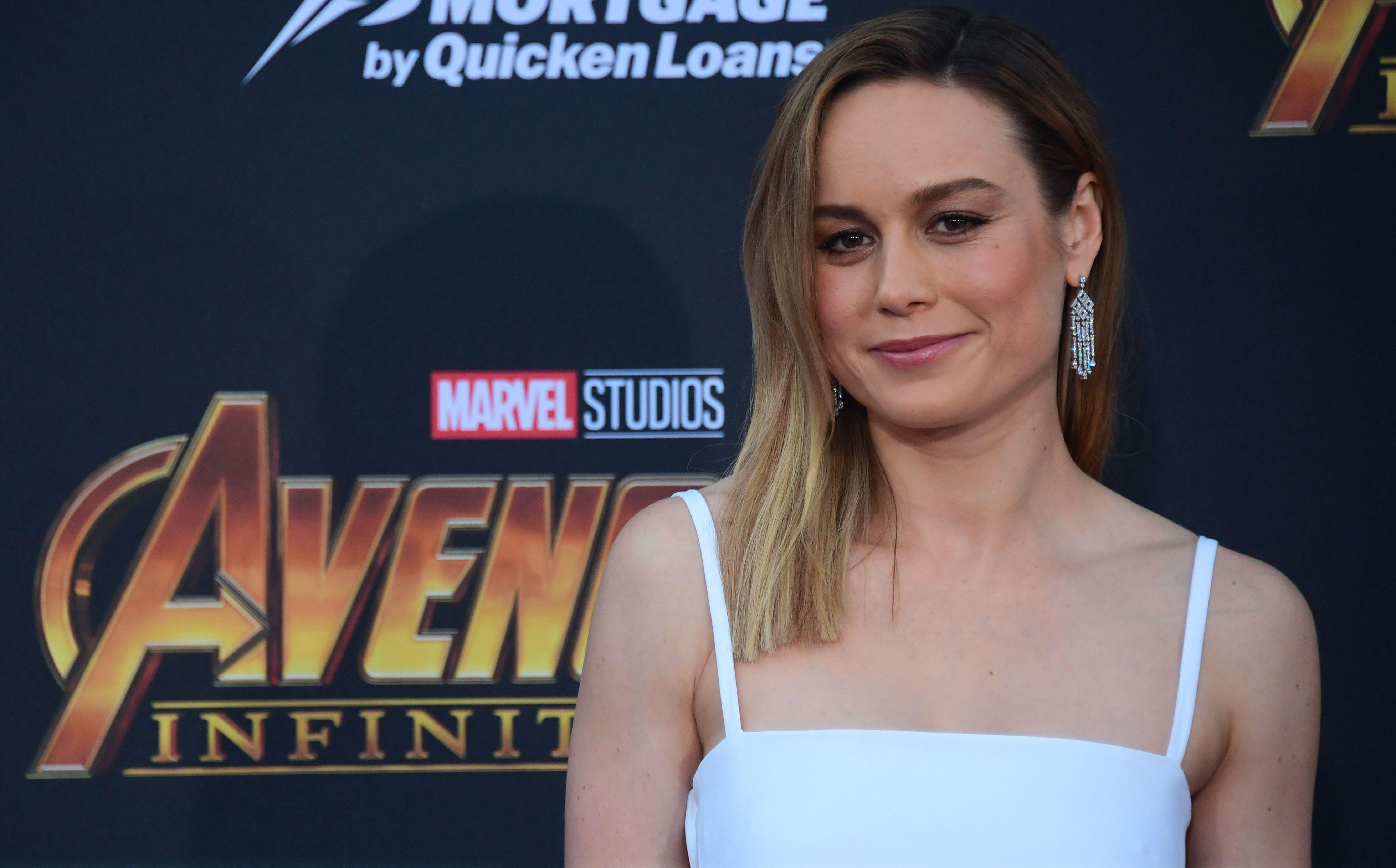 how much money did brie larson make for 'captain marvel'?
