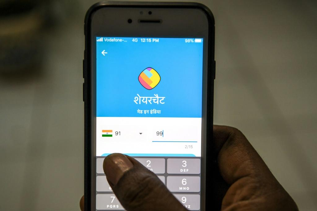 Indian platform Sharechat has snagged millions of new users since New Delhi banned Chinese apps