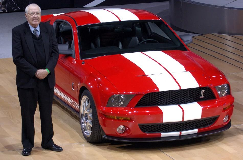 Carroll Shelby Dies 10 Facts About The Legendary Race Car