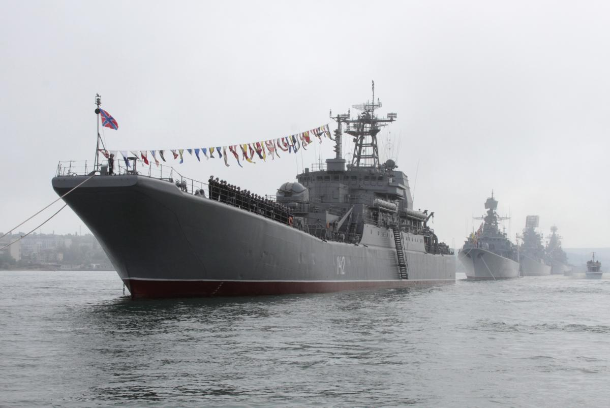 What Is The Black Sea Fleet 5 Interesting Facts In The