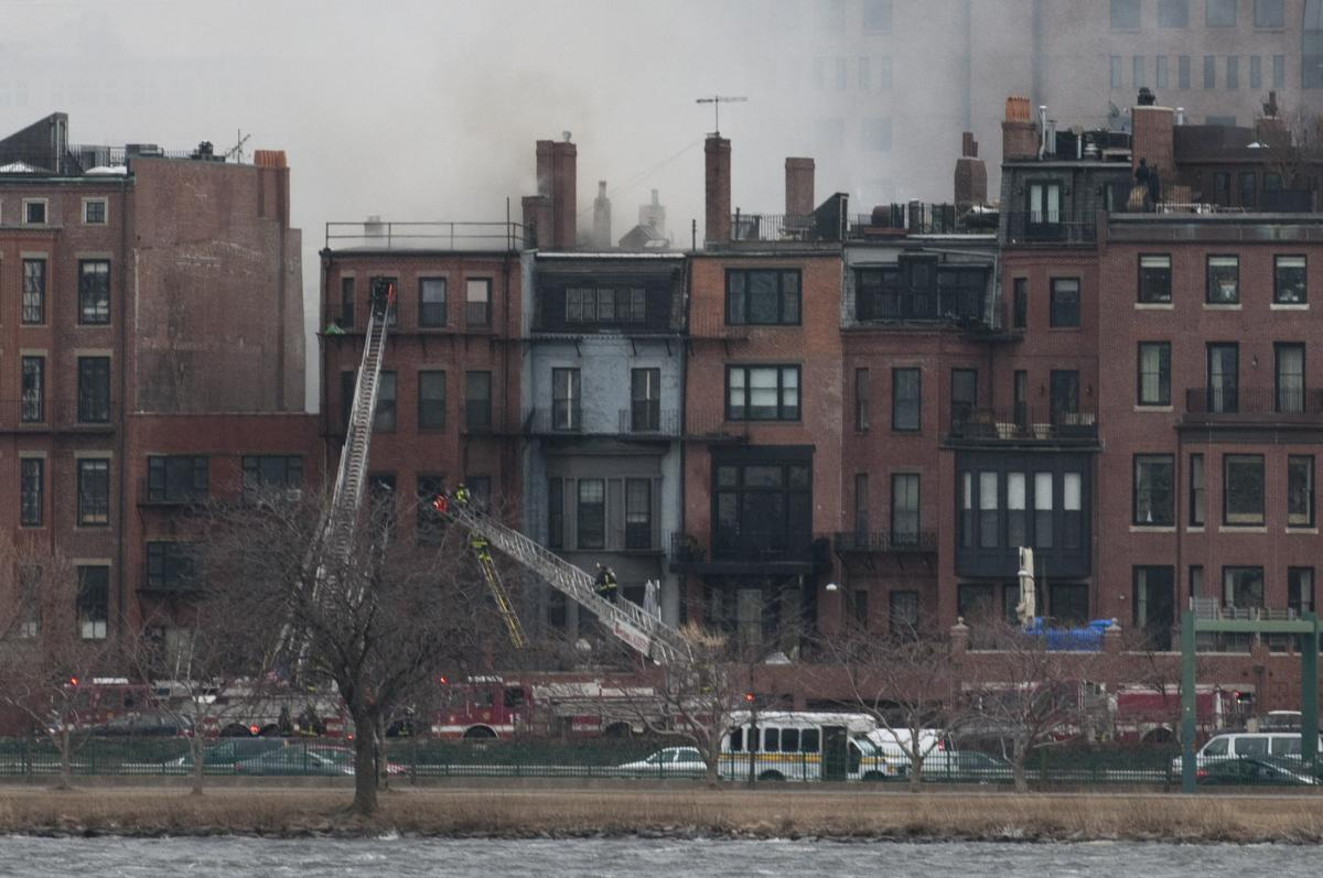 2 Firefighters Killed And At Least 17 Hospitalized In