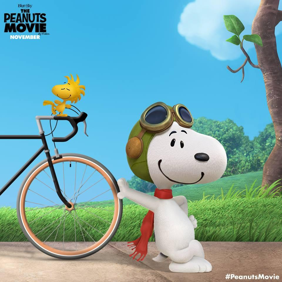 Snoopy. Woodstock Will Star In Video Game Linked To 'Peanuts' Movie