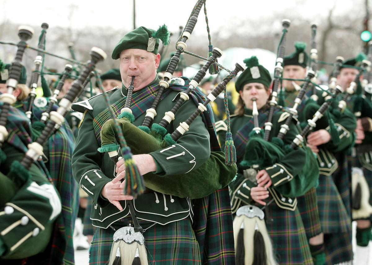 St Patrick S Day Facts The History Behind 7 Irish