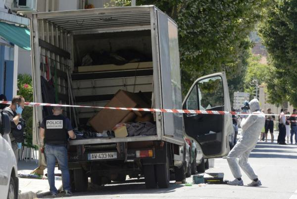 Nice Terror Attack Victims' Names And Nationalities