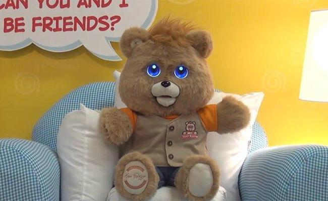 How Much Is Your Old Teddy Ruxpin Doll Worth Now