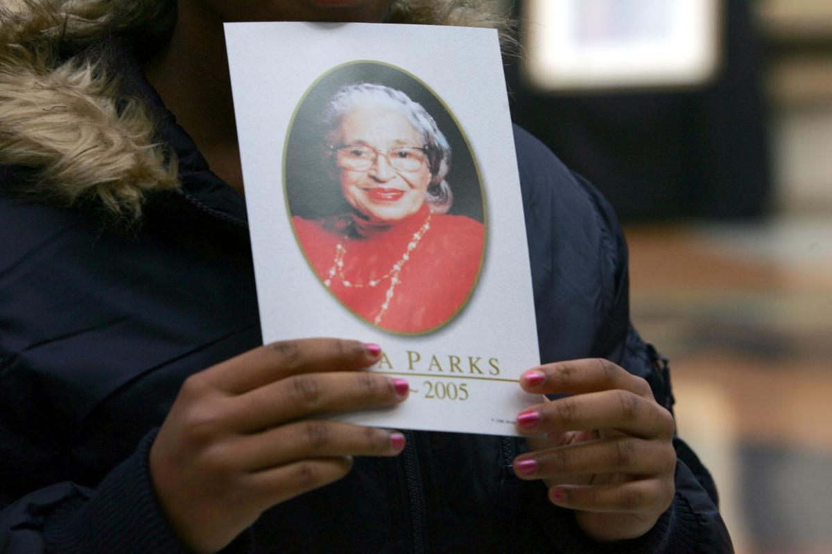 Rosa Parks Facts And Quotes Birthday Of Civil Rights
