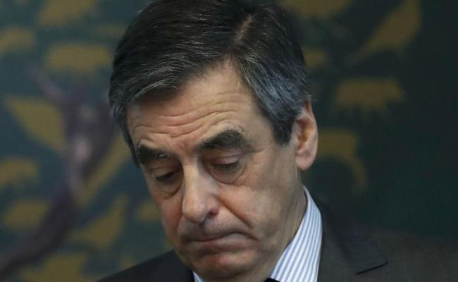 French Election Polls Odds How Fillon Charges Impact