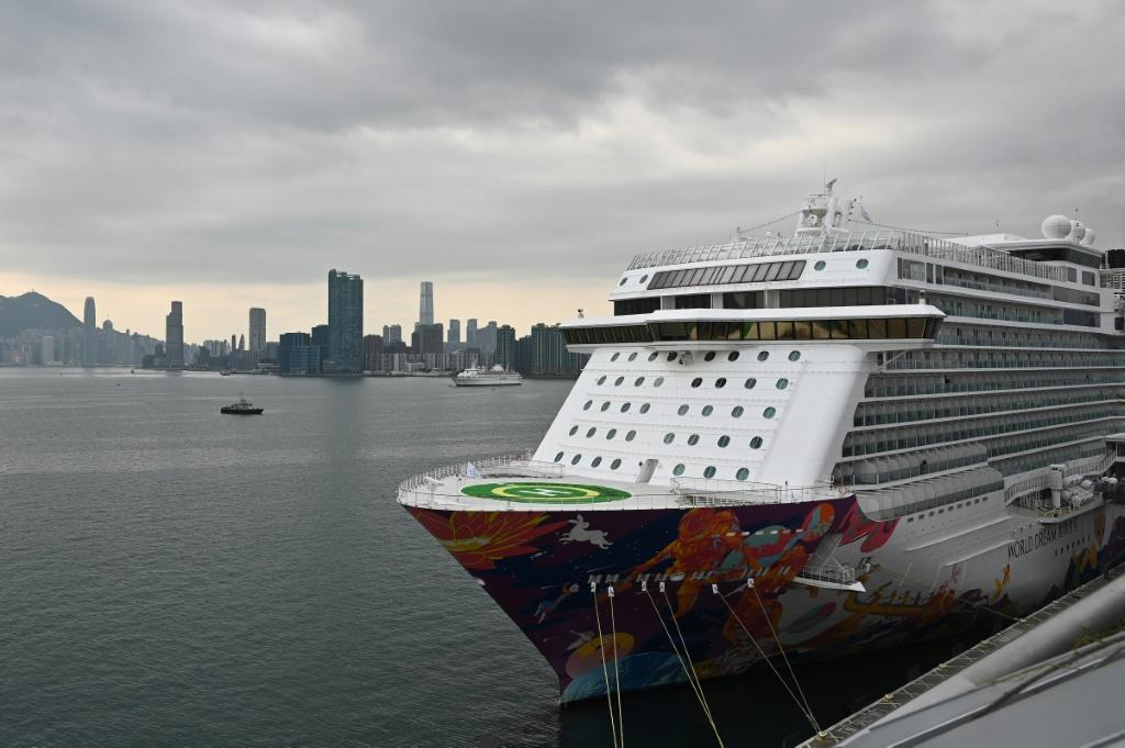 Thousands From Cruise Ship In Hong Kong Freed After Virus Tests