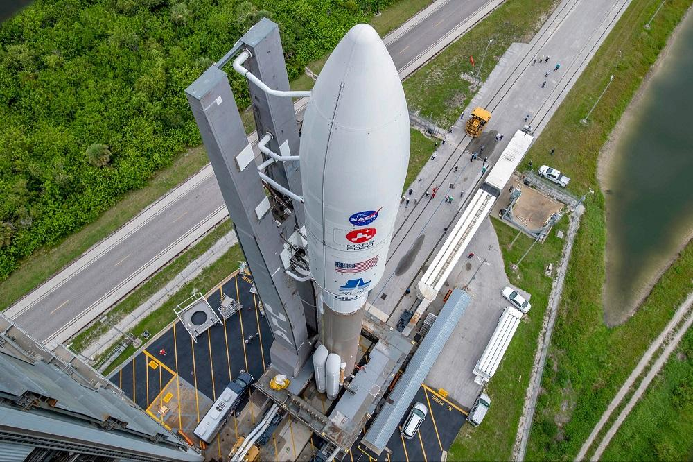 NASA's Perseverance Rover Now Positioned On Launch Pad [Video]