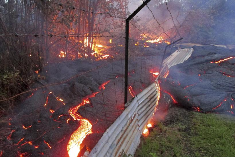 kilauea volcano diagram wiring for caravan battery charger hawaii update: lava flow halted now
