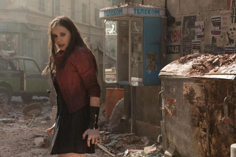 """Captain America: Civil War"" doesn't hit theaters until May 2016, but a new featurette video also focuses on a few of the supporting characters, like Scarlet Witch/Wanda Maximoff (Elizabeth Olsen)."