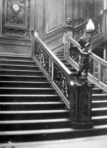 Rare Unseen Images of the RMS Titanic Captured by Father