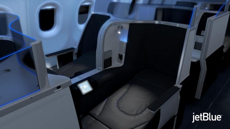 JetBlue Introduces First Class On Transcontinental Flights
