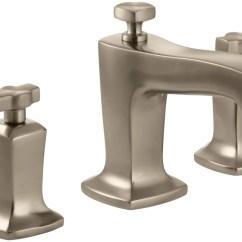 Brushed Bronze Kitchen Faucet Hood Reviews K 16232 4 Bv In By Kohler
