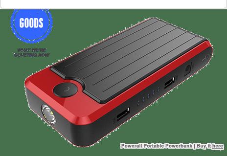 Powerall Portable Powerblank