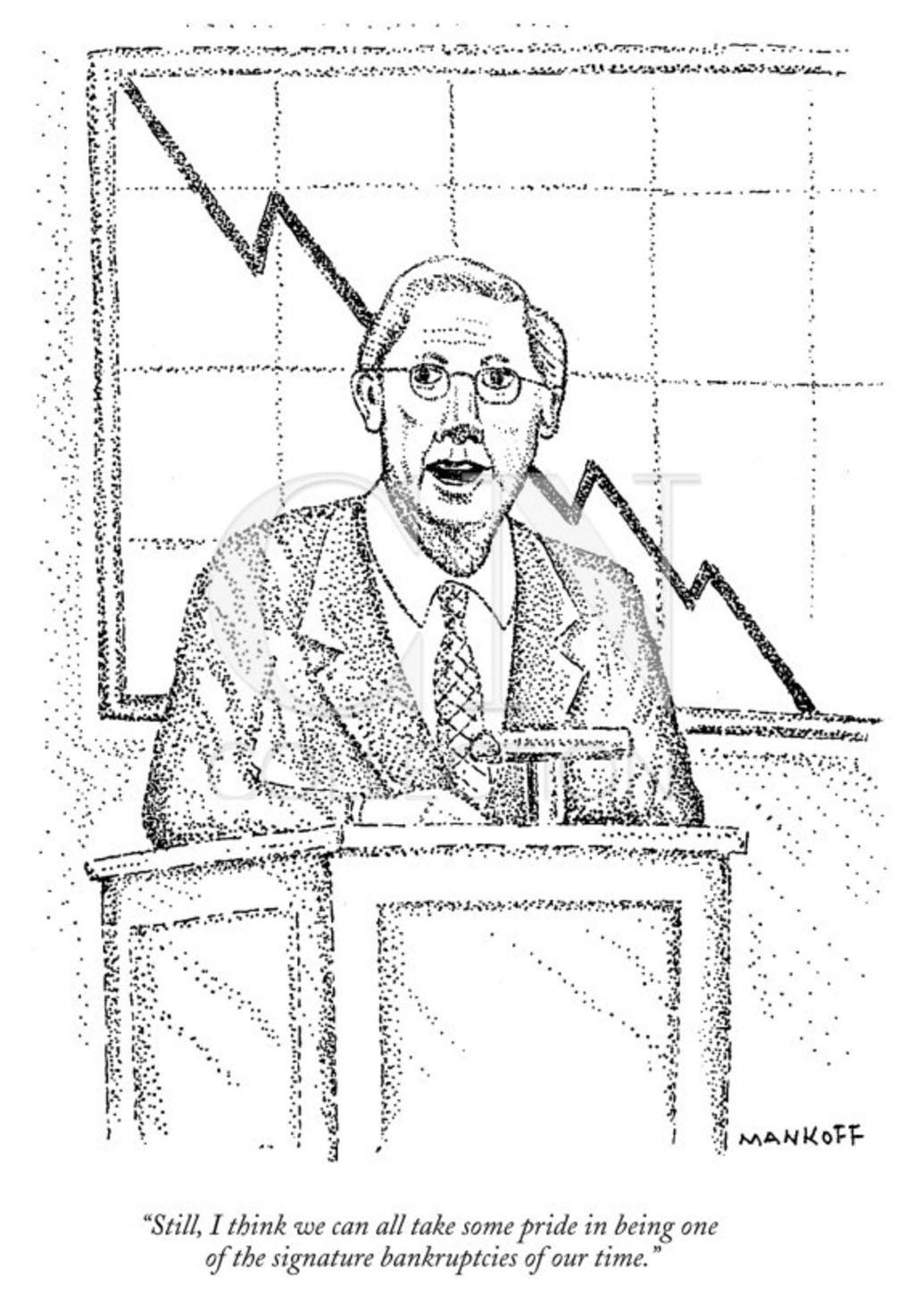 Bob Mankoff Steps Down as New Yorker Cartoon Editor